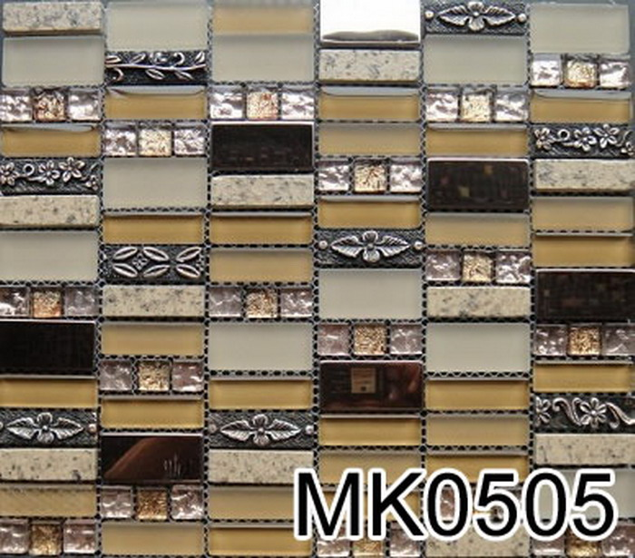 Kitchen Cabinets Oakland Ca: MK0505-GLASS MOSAIC-marble Oakland,Kitchen Cabinet Oakland